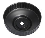 Sealey VS7006.V2-22 Oil Filter Cap Wrench åø93mm x 45 Flutes