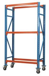 Sealey STR002 Two Level Mobile Tyre Rack 200kg Capacity Per Level