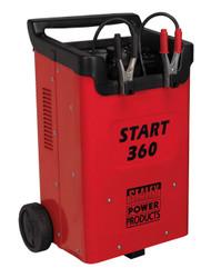 Sealey START360 Starter/Charger 360/75Amp 12/24V 230V