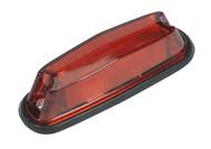 Sealey TB50 Lamp 12V Rear Marker - Red