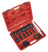 Sealey VS7024 Bearing & Seal Installation Kit 37pc