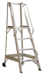 Sealey WS3 Warehouse Steps 3-Tread