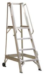 Sealey WS5 Warehouse Steps 5-Tread