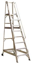 Sealey WS8 Warehouse Steps 8-Tread