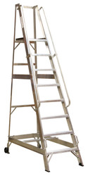 Sealey WS14 Warehouse Steps 14-Tread