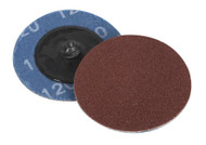 Sealey PTCQC50120 Quick Change Sanding Disc åø50mm 120Grit Pack of 10