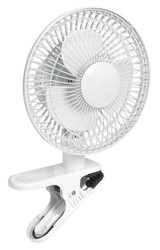 "Sealey SCF8W Clip-On Fan 2-Speed 8"" 230V"