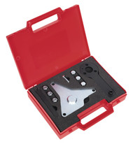 Sealey VS5050 Petrol Engine Setting/Locking Kit - Alfa Romeo, Fiat 1.4 MultiAir - Belt Drive