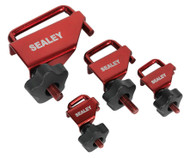 Sealey VS0301 Hose Pinch Tool Set 4pc