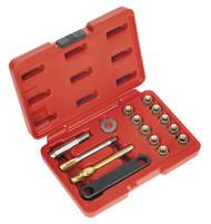 Sealey VS0463 Brake Calliper Thread Repair Kit M12 x 1.5mm