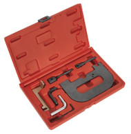 Sealey VSE5071A Petrol Engine Setting/Locking Kit - Renault 1.4, 1.6, 1.8, 2.0 16v K4J, K4M, F4P, F4R(t) - Belt Drive