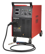 Sealey POWERMIG3530 Professional MIG Welder 300Amp 415V with Binzelå¬ Euro Torch