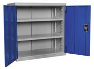 Sealey APICCOMBOH2 Industrial Cabinet 2 Shelf 900mm