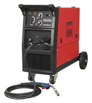 Sealey SUPERMIG275 Professional MIG Welder 270Amp 230V with Binzelå¬ Euro Torch