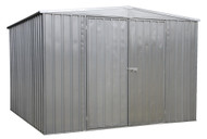 Sealey GSS3030 Galvanized Steel Shed 3 x 3 x 2.1mtr