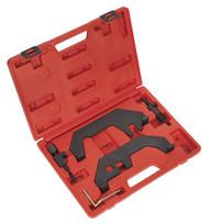 Sealey VSE6166 Petrol Engine Setting/Locking Kit - BMW N62/N62TU V8, N73 V12 - Chain Drive