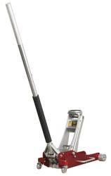 Sealey RJA1800 Trolley Jack 1.8tonne Low Entry Aluminium Rocket Lift