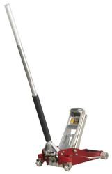 Sealey RJA2500 Trolley Jack 2.5tonne Low Entry Aluminium Rocket Lift