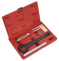Sealey VSE6156 Petrol Engine Balance Shaft Alignment Tool Kit - BMW, BMW Mini, Citroen, Peugeot - Chain Drive