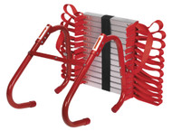 Sealey EEL01 Emergency Escape Ladder 4.5mtr 2-Storey