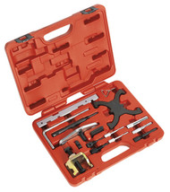 Sealey VSE5042A Diesel/Petrol Engine Setting/Locking Combination Kit - Ford - Belt/Chain Drive
