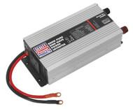 Sealey PSI800 Power Inverter Pure Sine Wave 800W 12V DC - 230V 50Hz