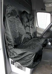 Sealey CSC7 Van Seat Protector Set 2pc Heavy-Duty