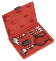 Sealey VSE5000A Diesel Engine Setting/Locking Kit - Land Rover, Jaguar, Citroen, Peugeot 2.7D, 3.0D - Belt Drive