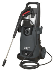 Sealey PW2200 Pressure Washer 140bar with TSS & Rotablast Nozzle 230V