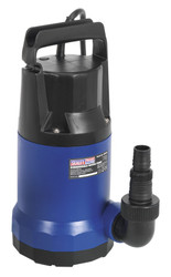 Sealey WPC250 Submersible Water Pump 250ltr/min 230V