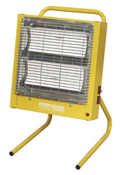 Sealey CH28110V Ceramic Heater 1.4/2.8kW 110V