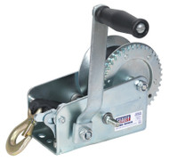 Sealey GWW2000M Geared Hand Winch 900kg Capacity with Webbing Strap