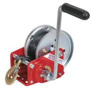 Sealey GWW2000B Geared Hand Winch with Brake & Webbing 900kg Capacity
