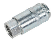 "Sealey AC64 Coupling Body Female 3/8""BSP"