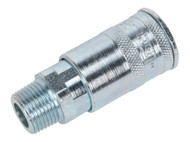 "Sealey AC72 Coupling Body Male 3/8""BSPT"