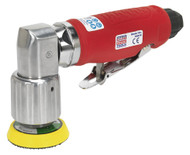 Sealey GSA70 Air Orbital Sander Mini Disc åø50mm