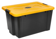 Sealey APB54 Composite Stackable Storage Box with Lid 54ltr