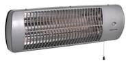 Sealey IWMH2013 Infrared Quartz Heater 1500W/230V Wall Mounting