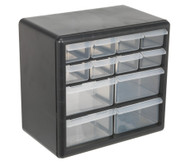 Sealey APDC12 Cabinet Box 12 Drawer