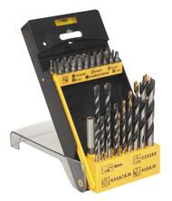Siegen S01080 Drill Bit & Accessory Set 48pc
