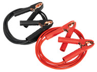 Sealey BC1630 Booster Cables 16mm_ x 3mtr CCA 220Amp CE Approved