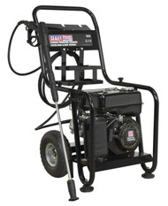 Sealey PWM2500 Pressure Washer 220bar 600ltr/hr 6.5hp Petrol