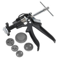 Sealey VS0211 Brake Piston Wind-Back Tool Kit 5pc