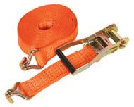 Sealey TD5006J Ratchet Tie Down 50mm x 6mtr Polyester Webbing 5000kg Load Test