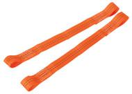 Sealey TDL01 Tie Down Securing Loop - Pair