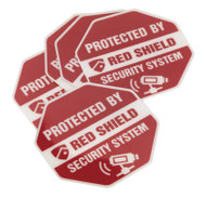 Sealey SSA01 Security Decal Pack of 5