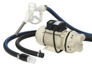 Sealey TP99230 AdBlueå¬ Transfer Pump Portable 230V