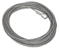 Sealey RW5675.WR Wire Rope (åø10.3mm x 29mtr) for RW5675