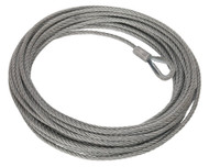 Sealey RW8180.WR Wire Rope (åø13mm x 25mtr) for RW8180