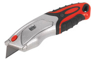 Sealey AK8604 Retractable Utility Knife Auto-Load